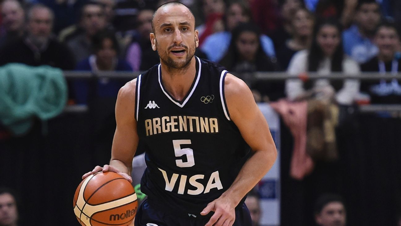 NBA Manu Ginobili has built a legacy of love for team in his
