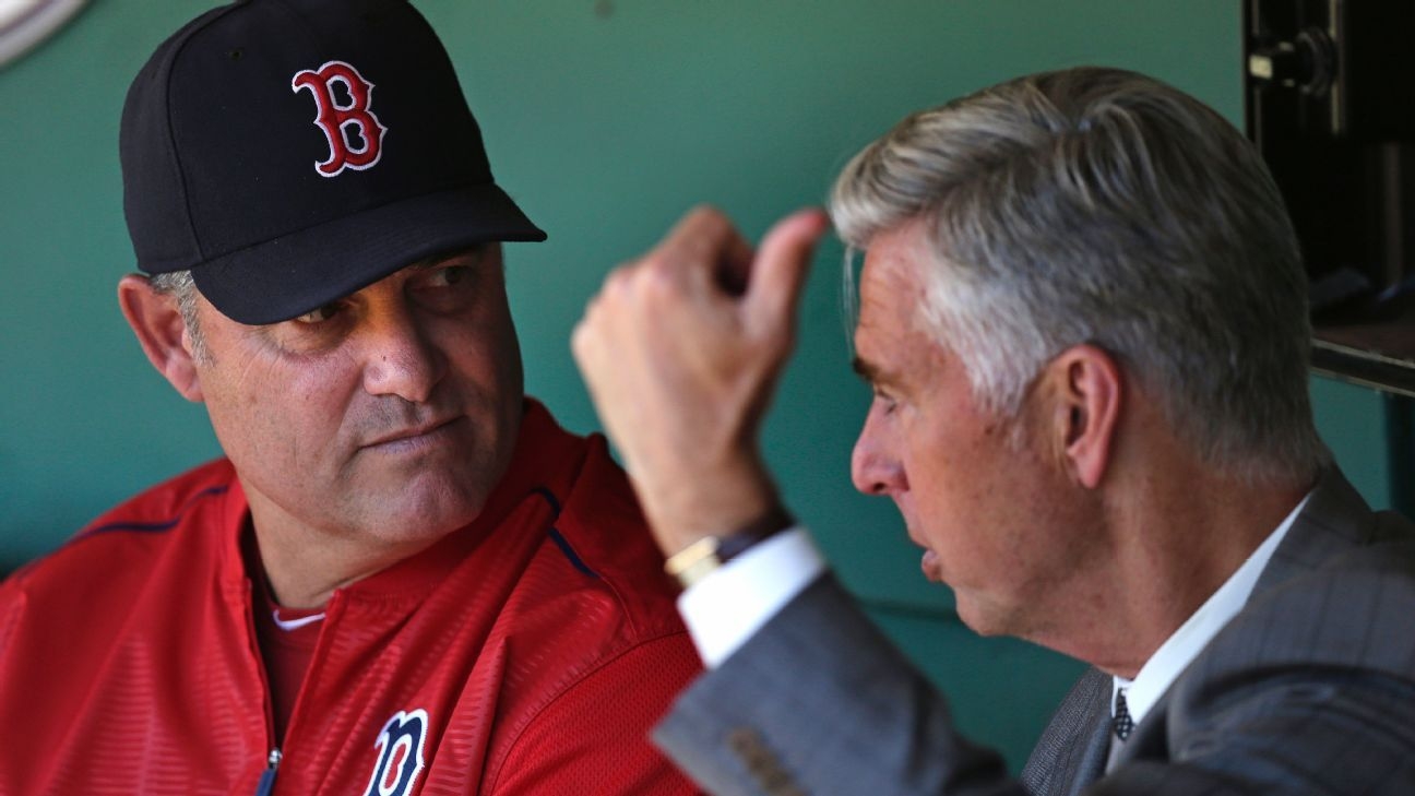 Don't count on Red Sox firing John Farrell -- at least not yet