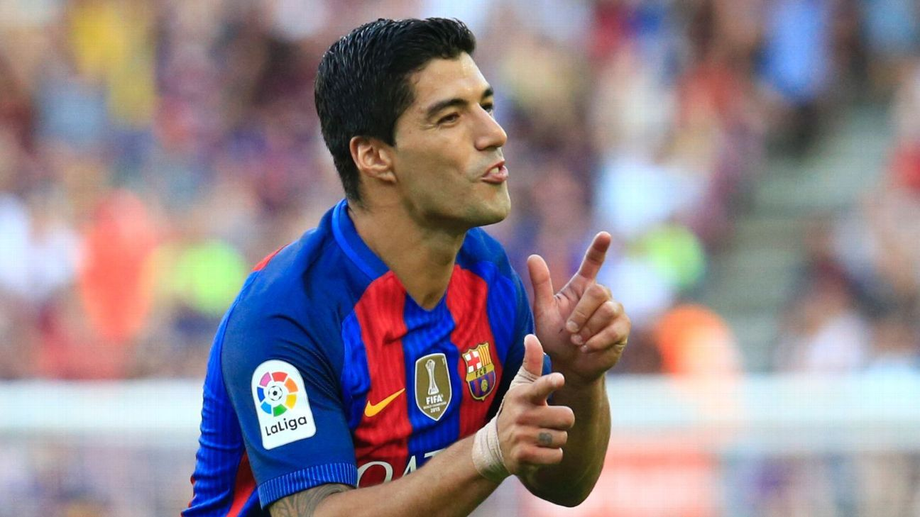 Barcelona s Luis Suarez one of world s best thanks to Liverpool