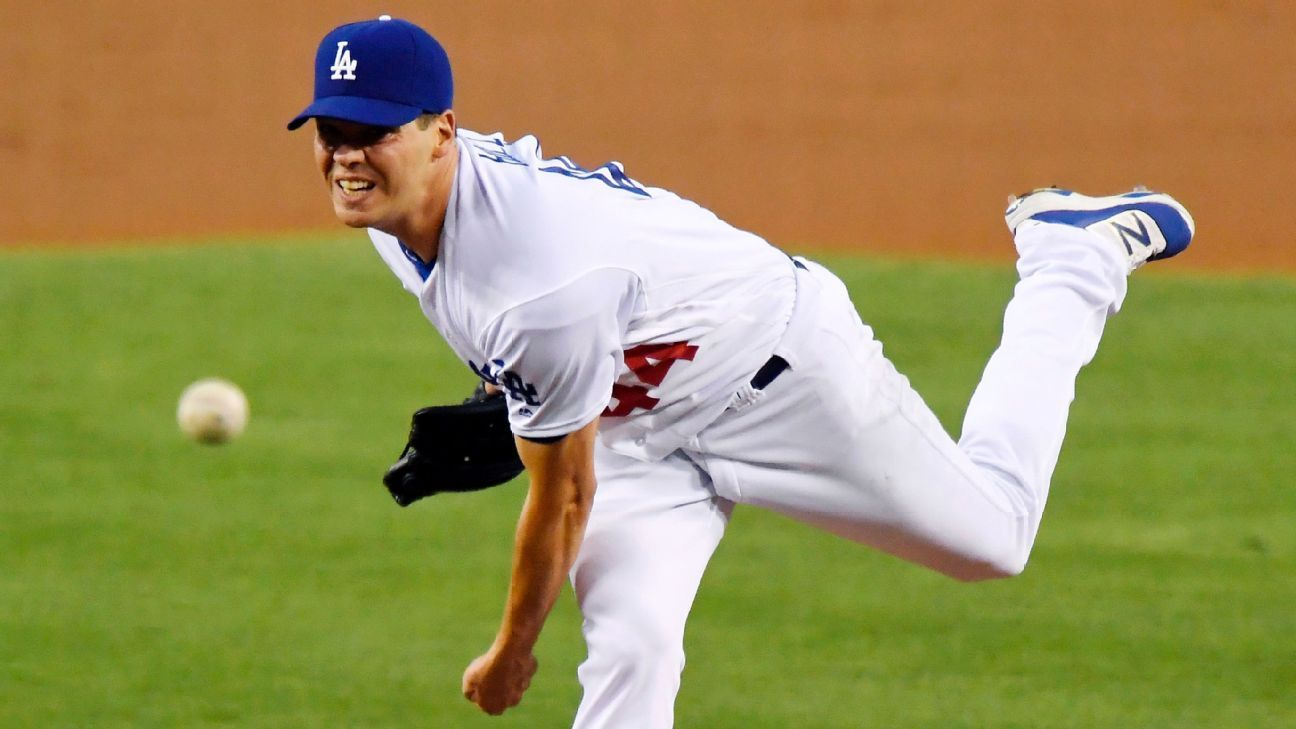 What we learned Wednesday: Rich Hill blisters Giants in Dodgers debut