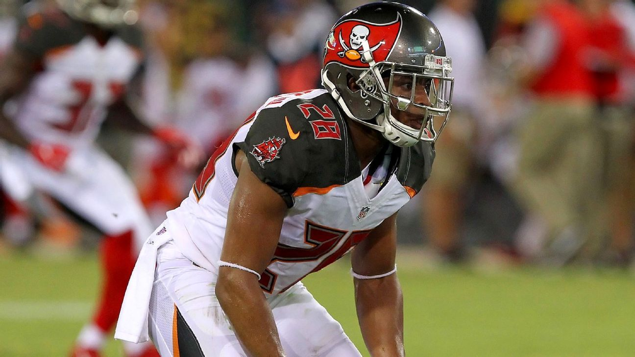 The Buccaneers said on Wednesday they are aware of a video that shows cornerback Vernon Hargreaves smoking an unknown substance.