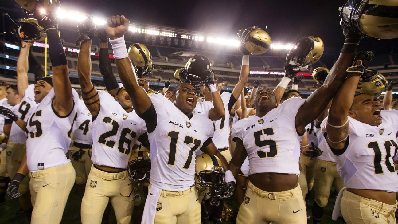 Army Black Knights Pull Postgame Football Video After