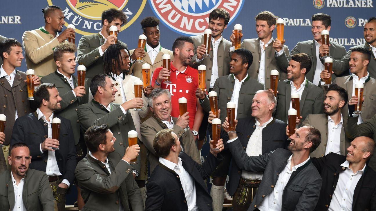 Resultado de imagem para bayern münchen oktoberfest