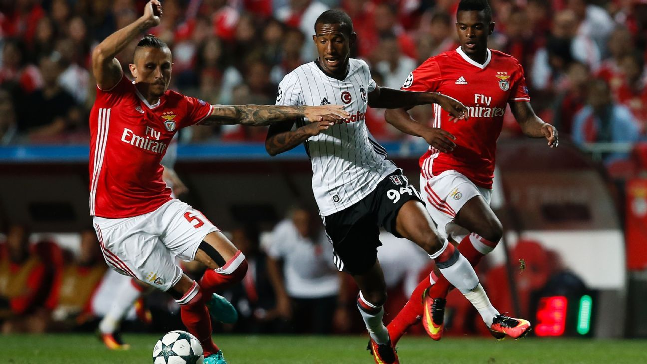 Man United target Talisca off to China on loan