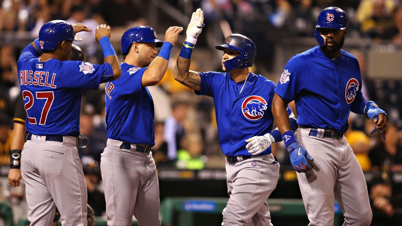 Chicago Cubs, Joe Maddon add to special 2016 season with 100 wins - Chicago Cubs Blog- ESPN