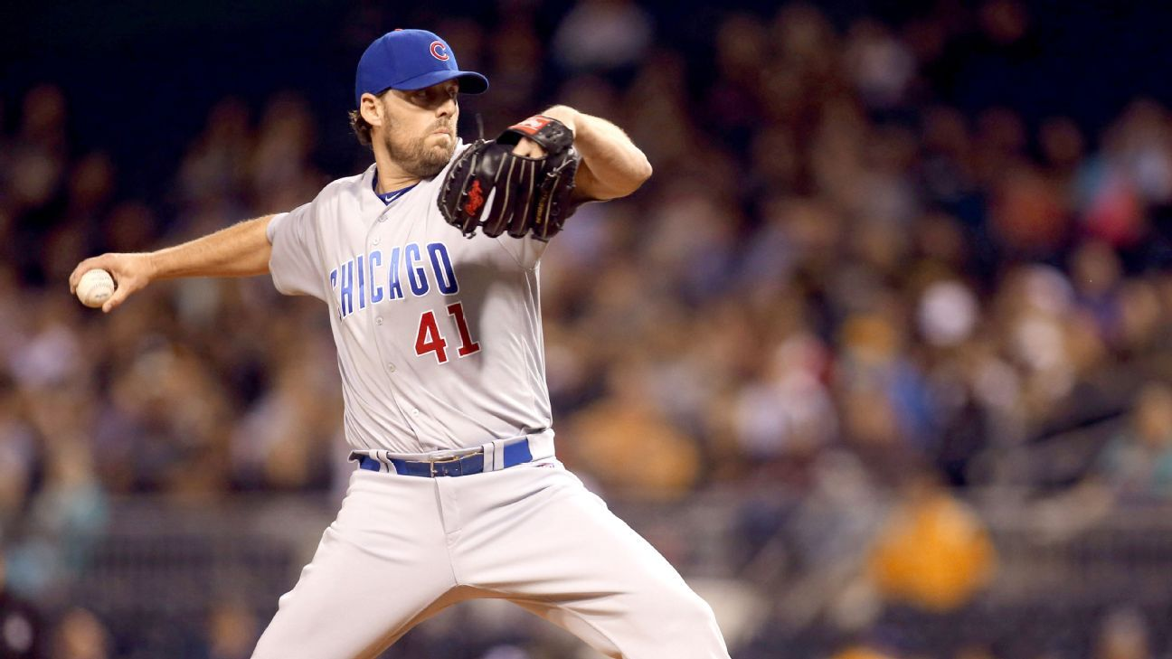 John Lackey likes the Chicago Cubs' chances in the playoffs - Chicago Cubs Blog- ESPN