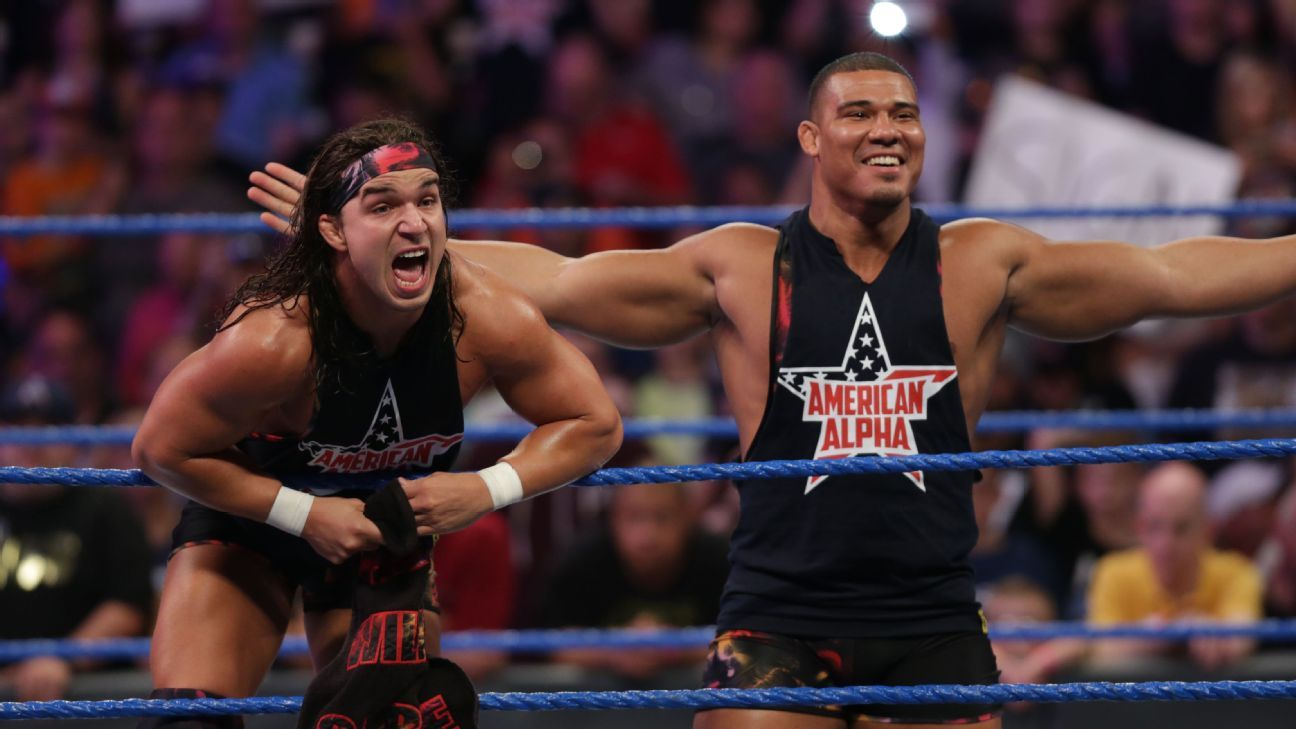 Kurt Angle Huge Inspiration For Wwe S Jason Jordan But