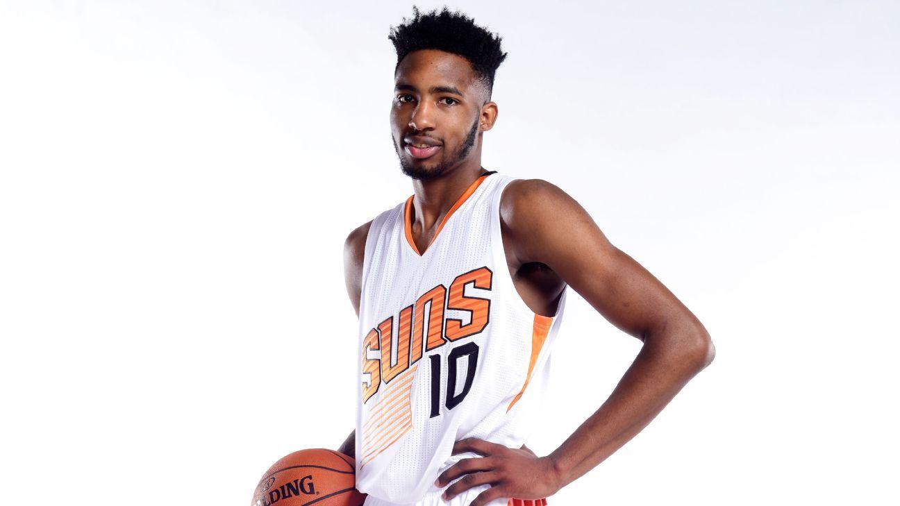 Wednesday's Suns News: Derrick Jones Jr. grateful for ...
