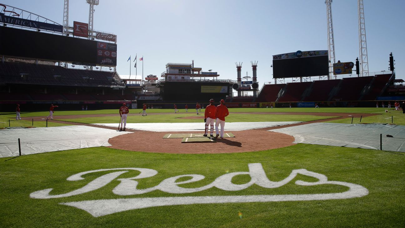 Cincinnati Reds To Install Additional Safety Netting Over Dugouts At