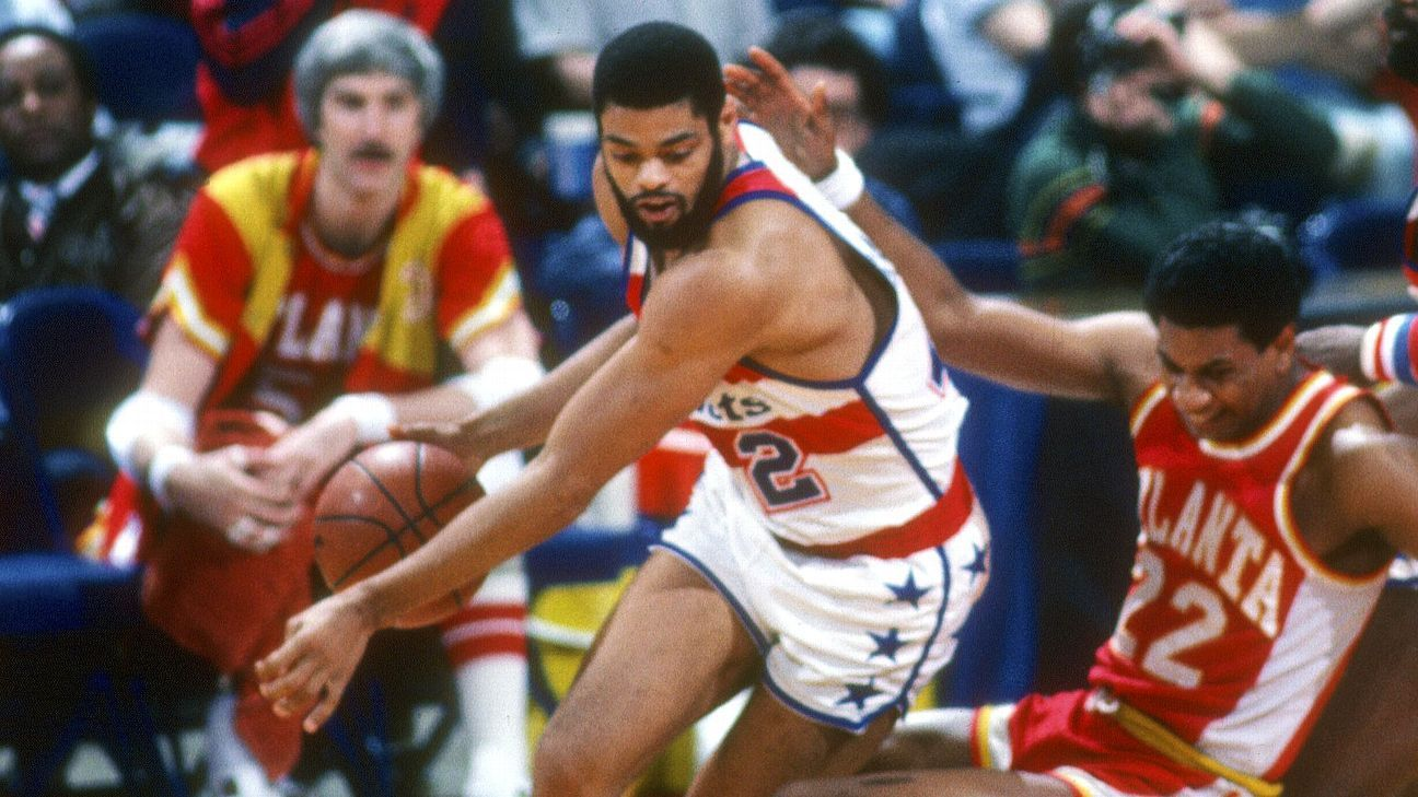 Greg Ballard who played 11 NBA seasons s at 61