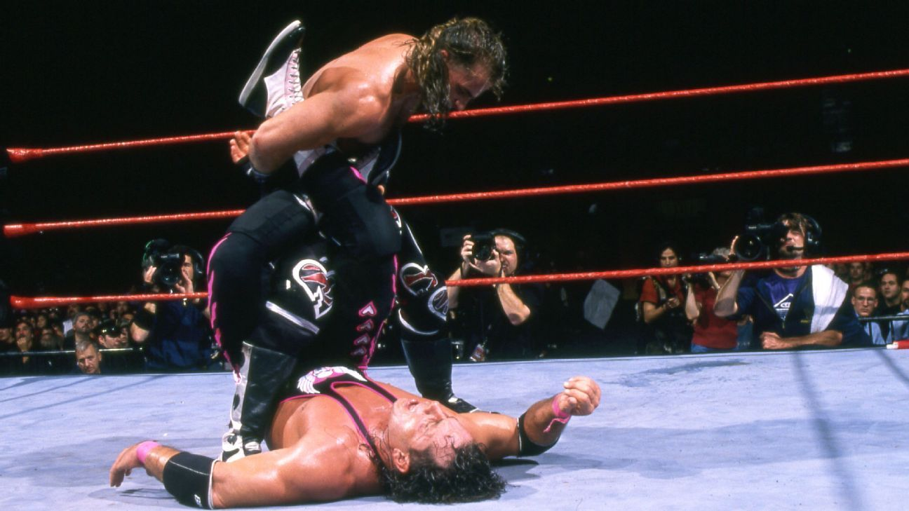 F1 Montreal Tickets >> WWE Survivor Series Moments - The Montreal Screwjob