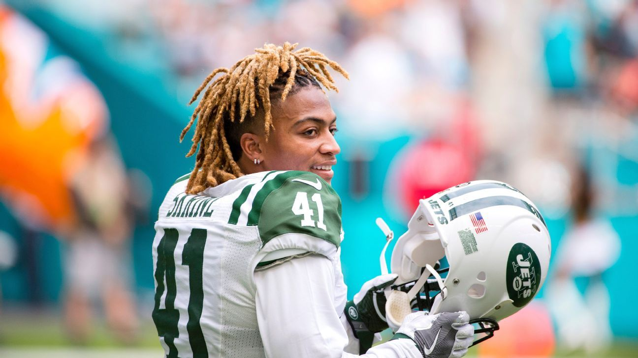 Buster Skrine On Jets Offseason Ain T No Rebuilding In