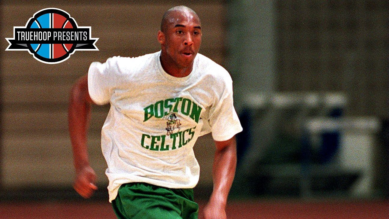 NBA TrueHoop Presents How Kobe Bryant almost became Boston Celtic