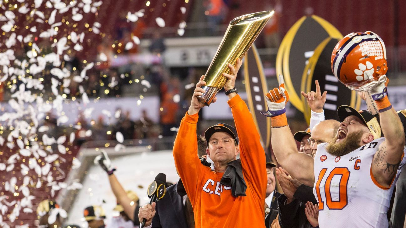 Clemson beats Bama by being Bama