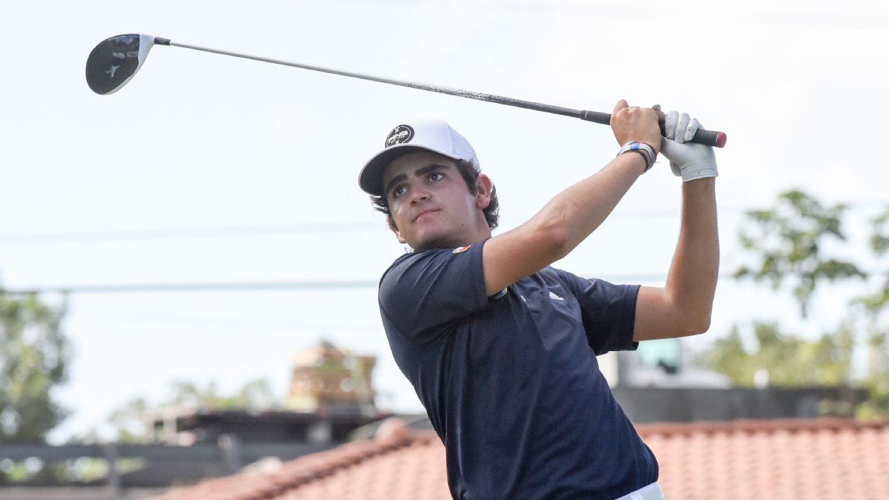 Toto Gana wins Latin America Amateur Championship in three-man playoff to earn Masters spot