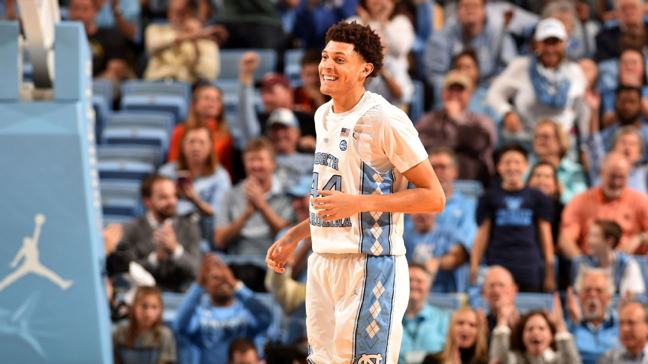 North Carolina Basketball Blog- ESPN