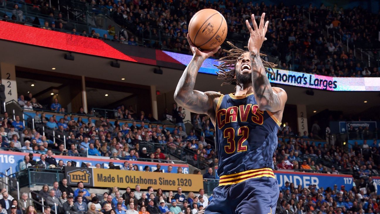 The missing piece tampa fl - Williams Debut Offers Hope As The Cavs Possible Missing Piece Cleveland Cavaliers Blog Espn