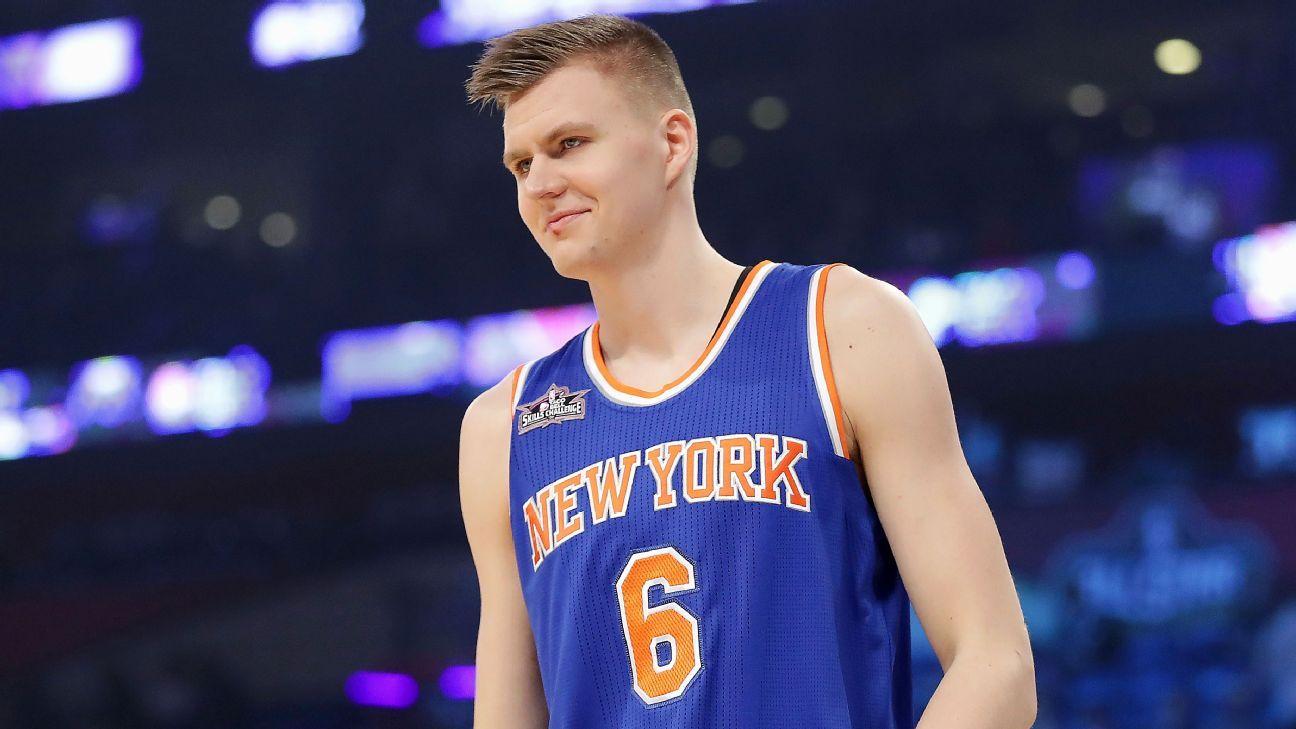 Can Phil Jackson, Knicks win a Porzingis trade?