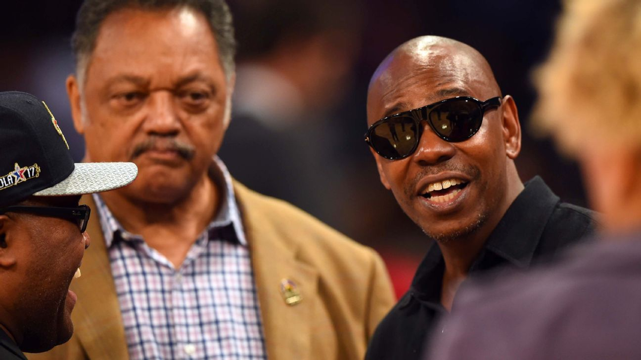 Timberwolves remind Dave Chappelle he can't shoot a lick