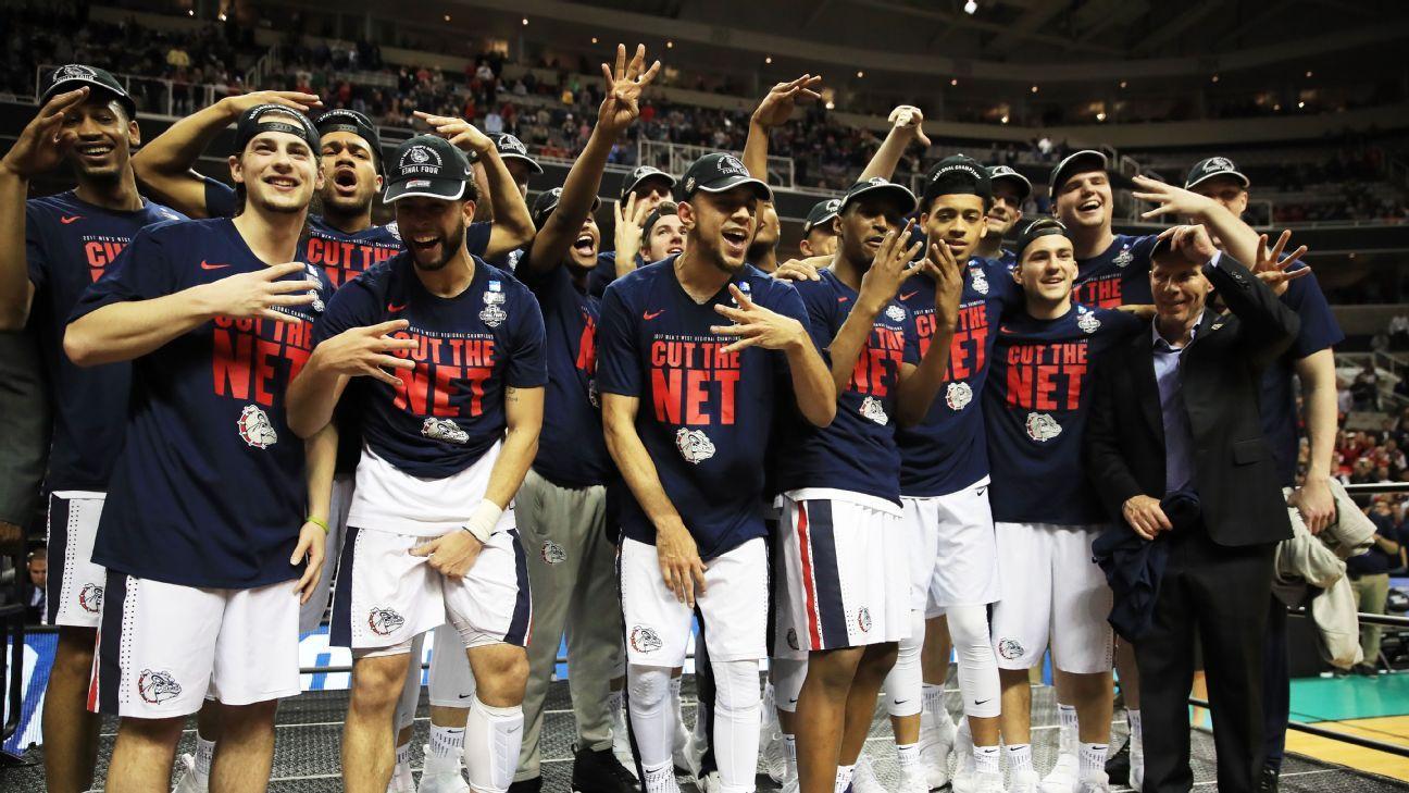 NBA's Gonzaga Bulldogs alumni react to Final Four berth on ...