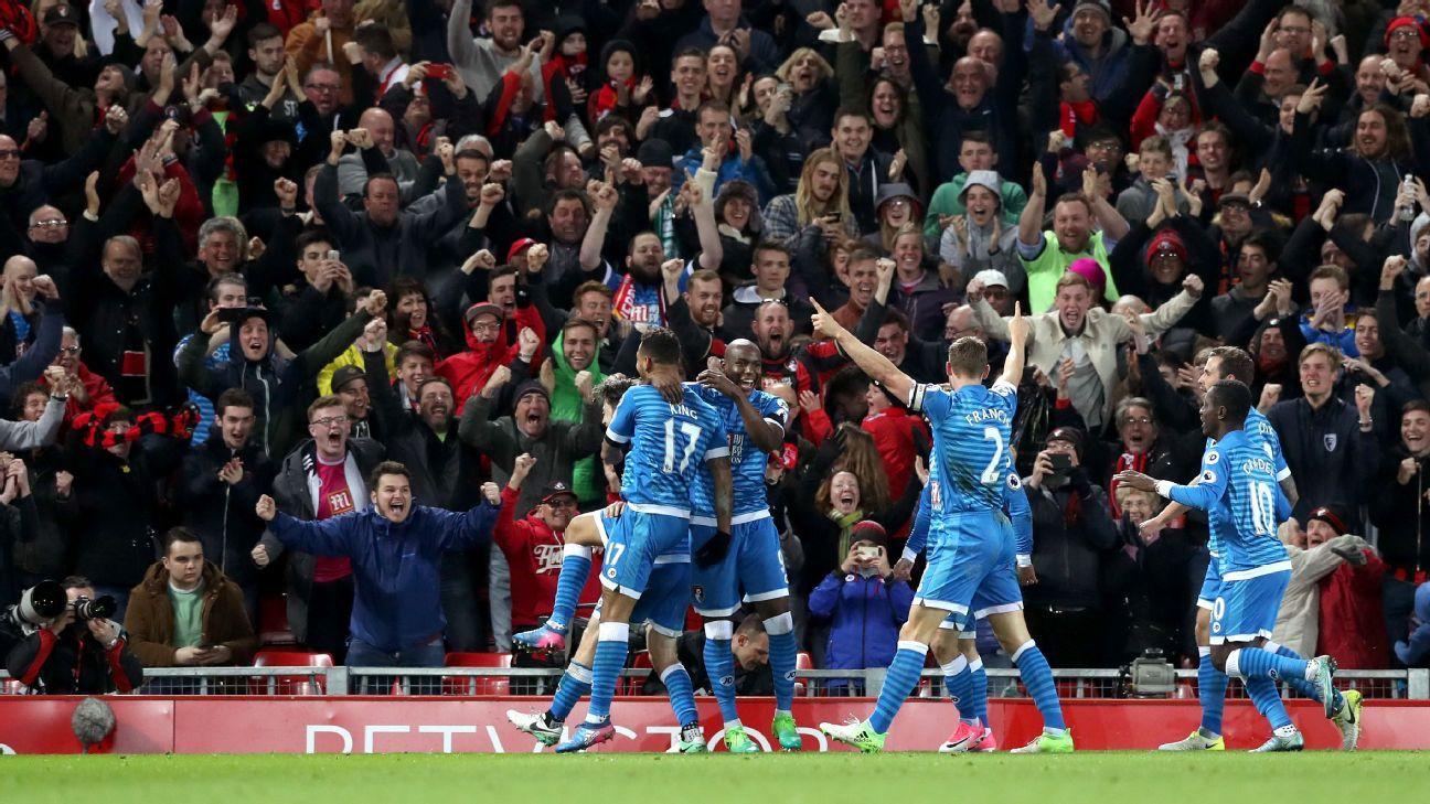Liverpool Vs Bournemouth 2017: Liverpool Vs. AFC Bournemouth