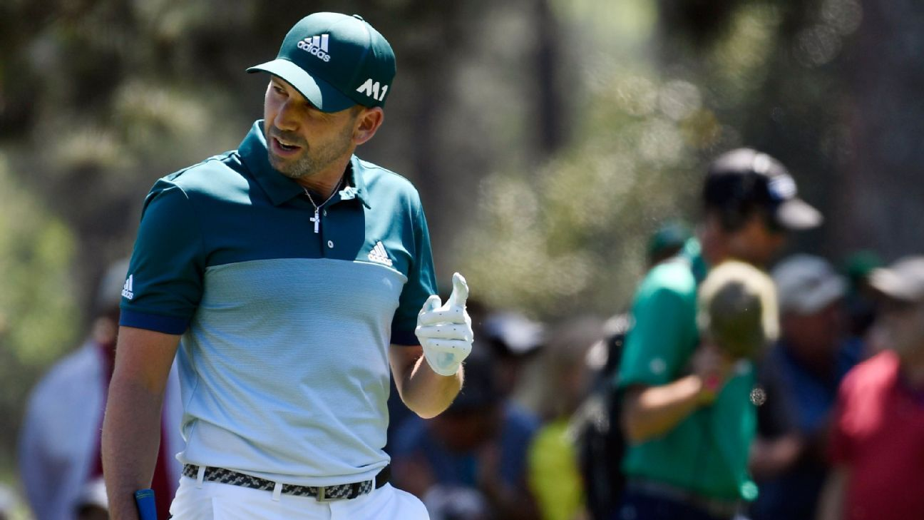 80de8a370a8960 2017 Masters -- Sergio Garcia takes first major championship with playoff  victory
