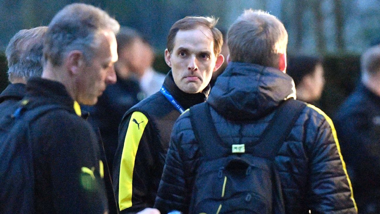 dortmund coach thomas tuchel slams uefa over rescheduled game. Black Bedroom Furniture Sets. Home Design Ideas