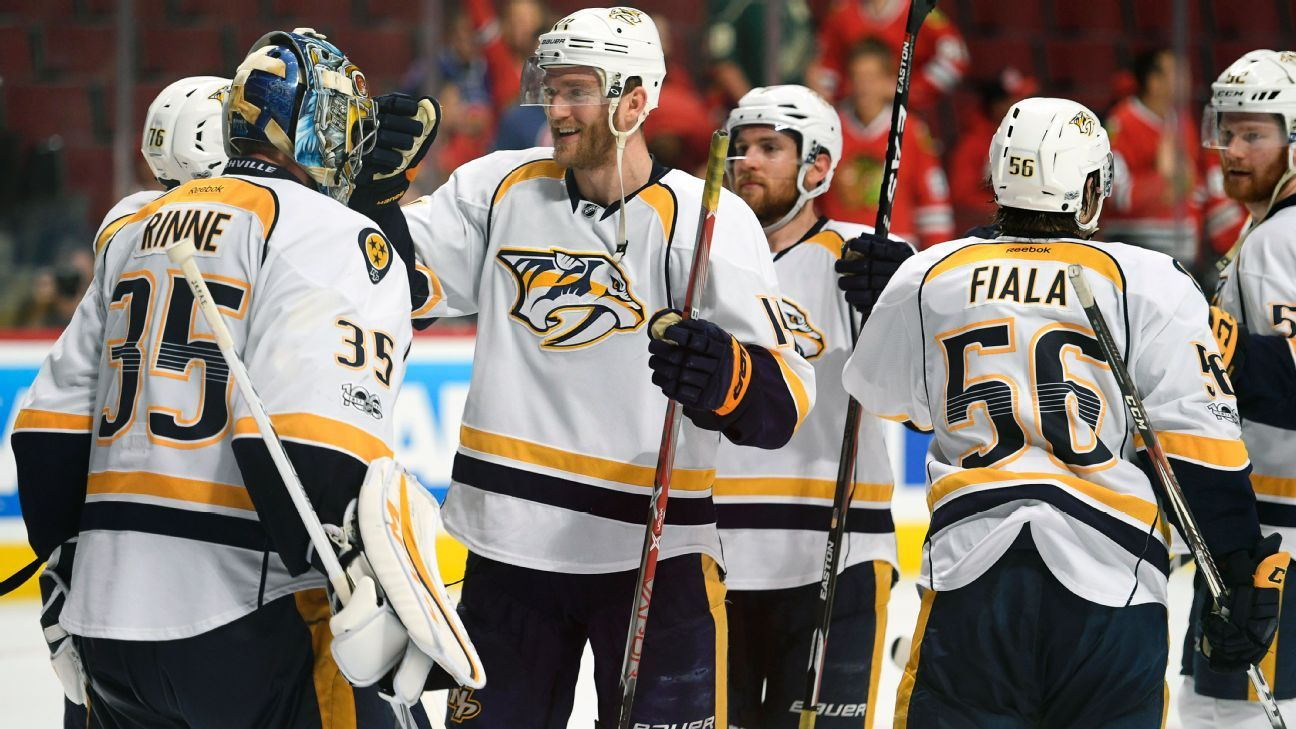 NHL - Stanley Cup playoffs - Why the Nashville Predators are a dangerous team