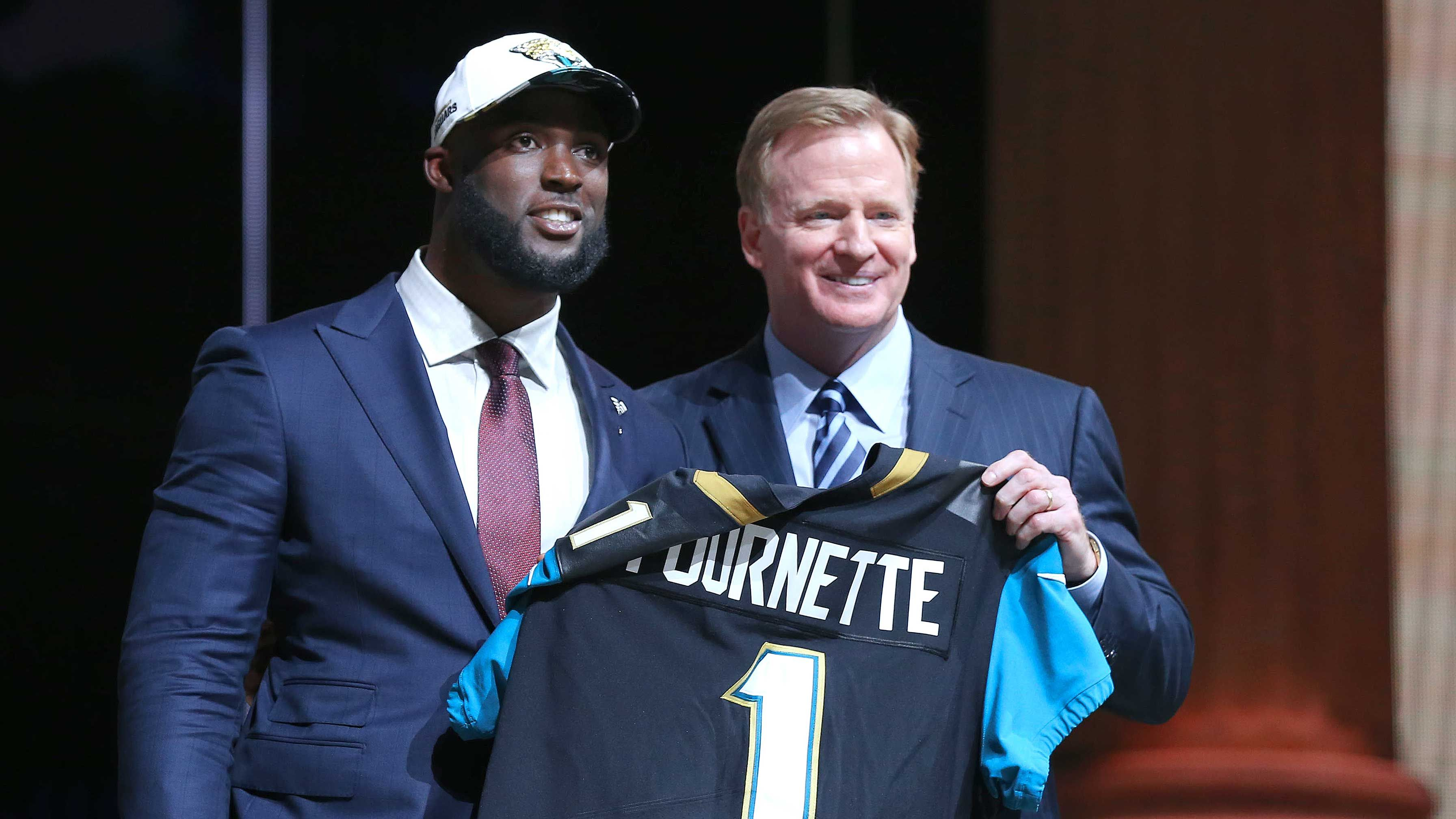 'Playmaker' Leonard Fournette fills two big needs for Jaguars