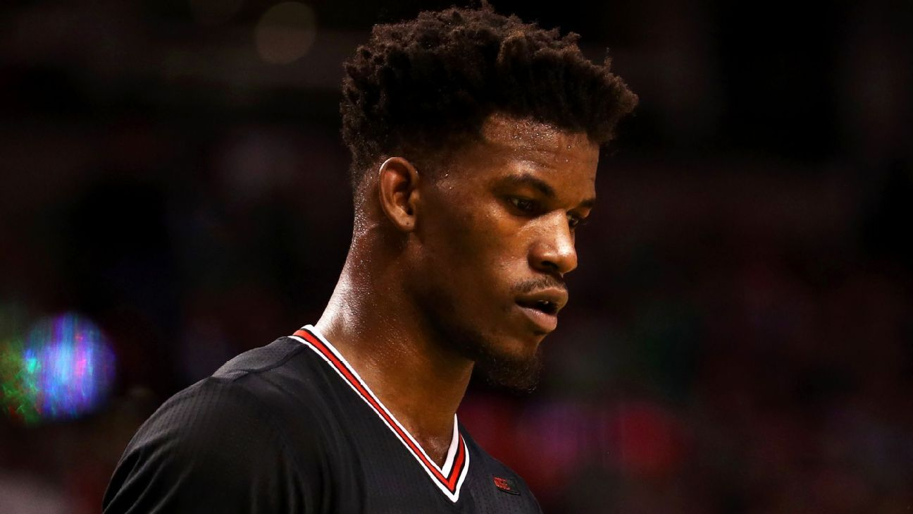 Butler: Being the face of Bulls 'means nothing'