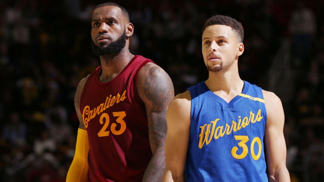 Bring on Cavaliers-Warriors, a long-awaited NBA Finals trilogy