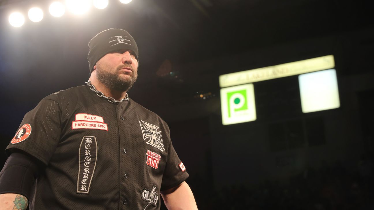 Image result for Bully Ray ROH