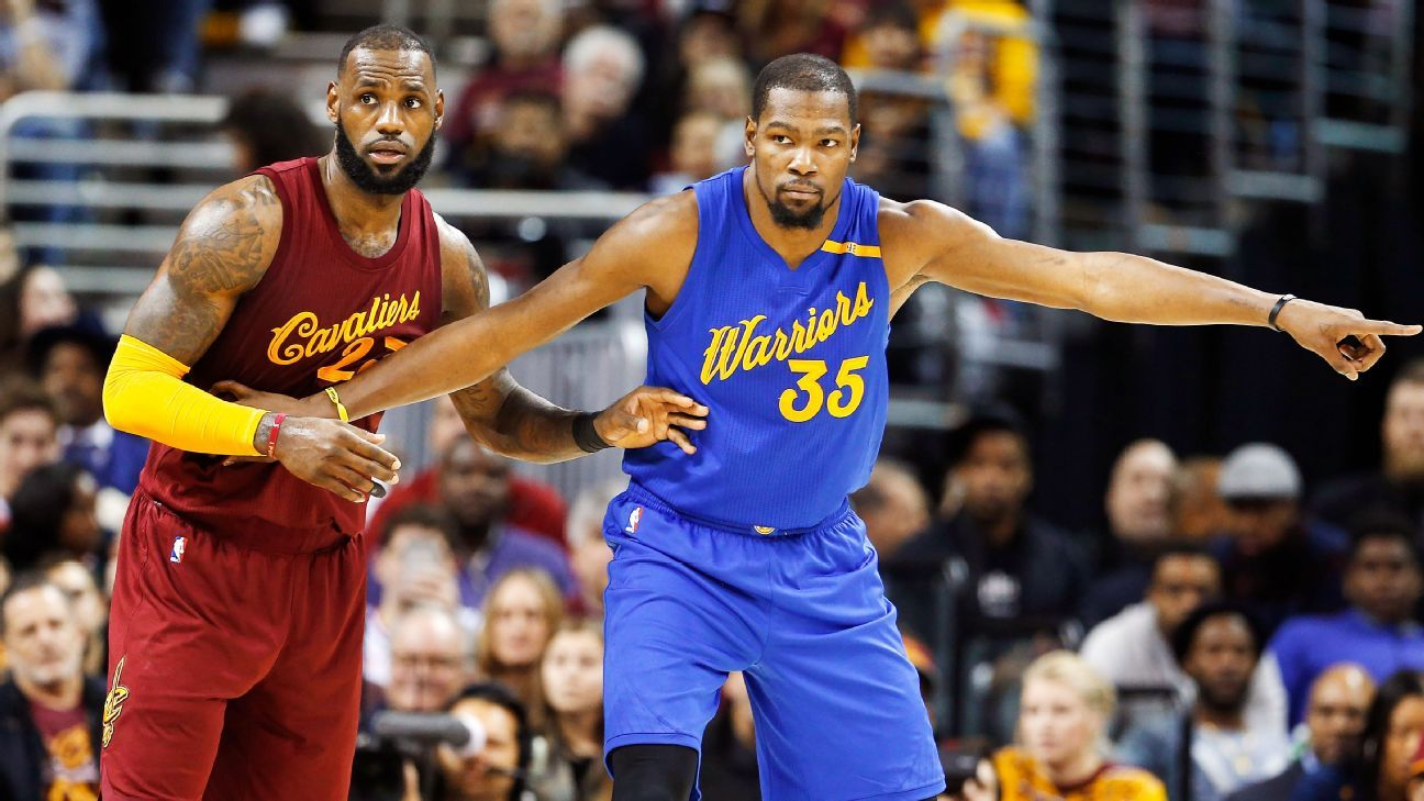 2017 NBA Finals Stakes for LeBron KD and all the major players
