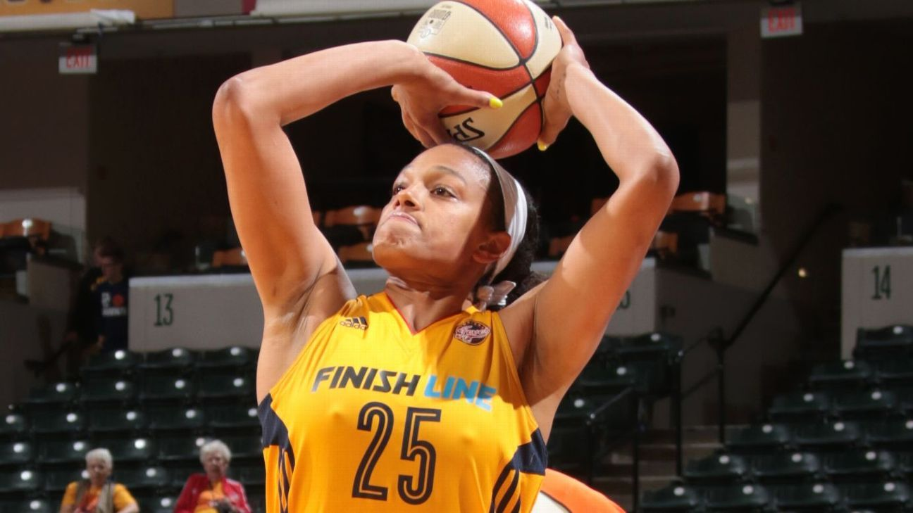 Indiana Fever overcome 14-point deficit to knock off defending champion Los Angeles Sparks