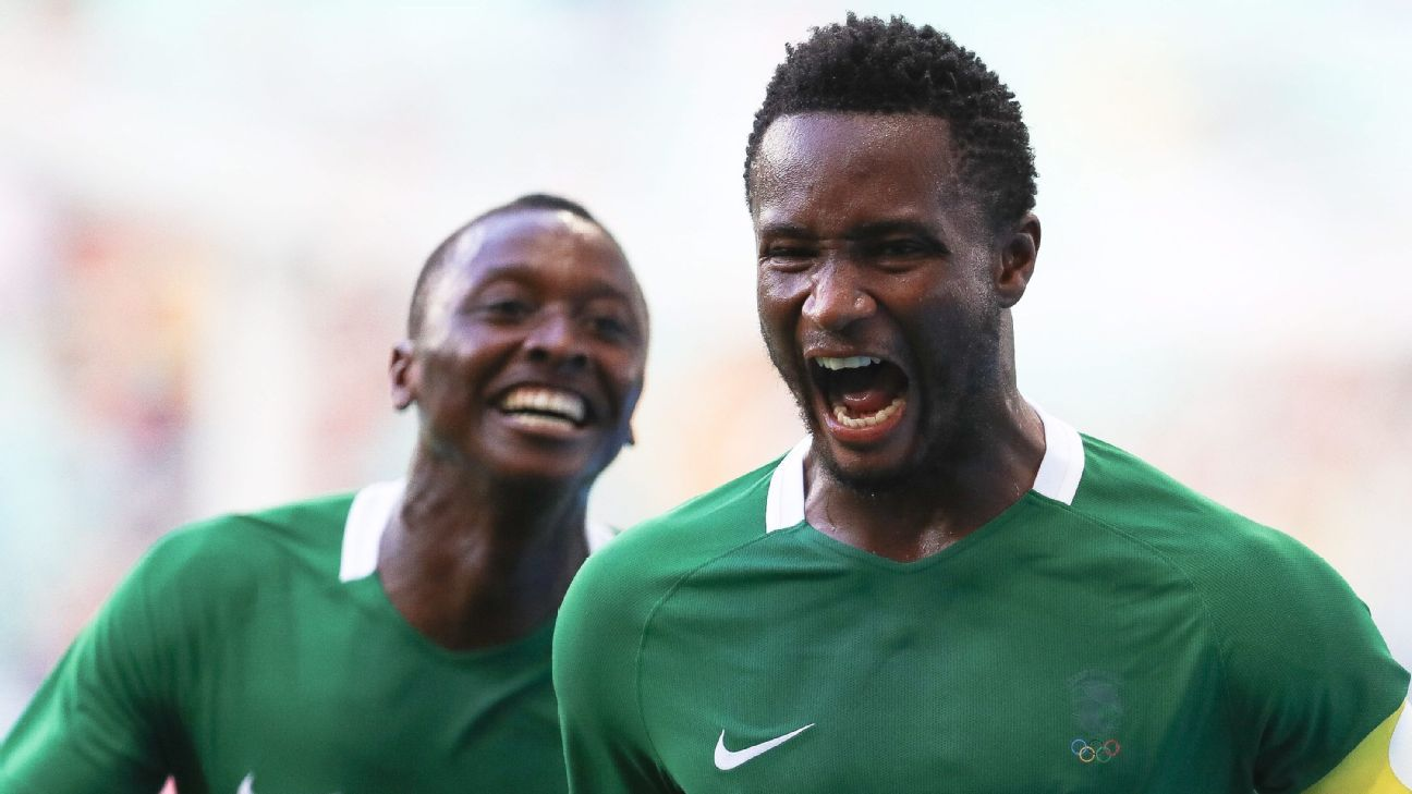 Ighalo, Mikel, V. Moses, & Iheanacho On Target As Nigeria Smash Cameroon 4-0