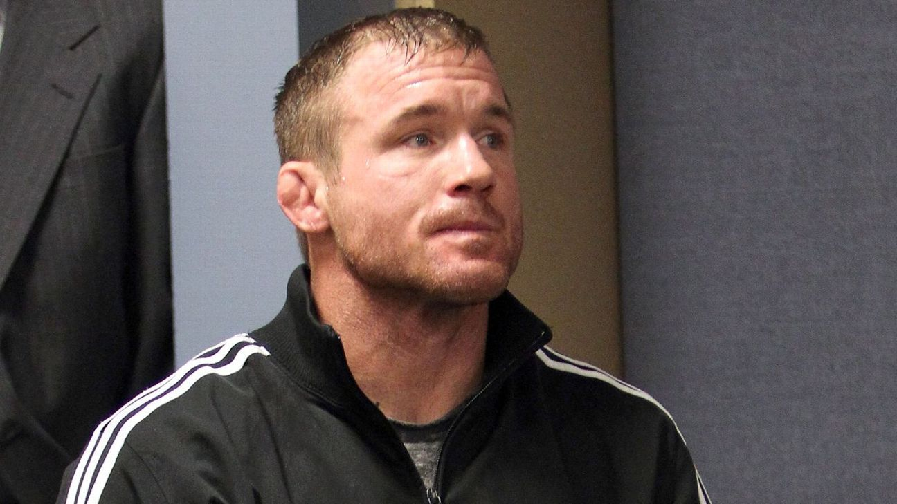 UFC great Hughes airlifted after crash with train