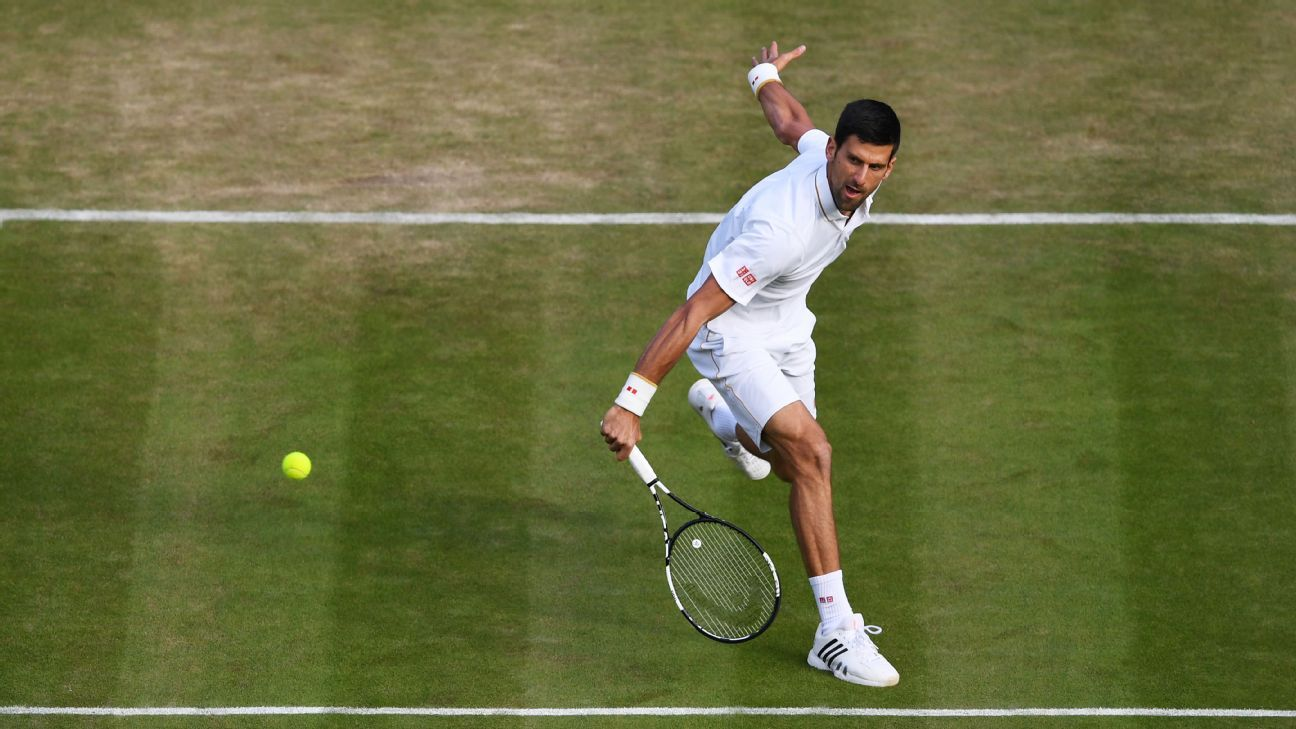 Novak Djokovic accepts wild card Aegon International at Eastbourne