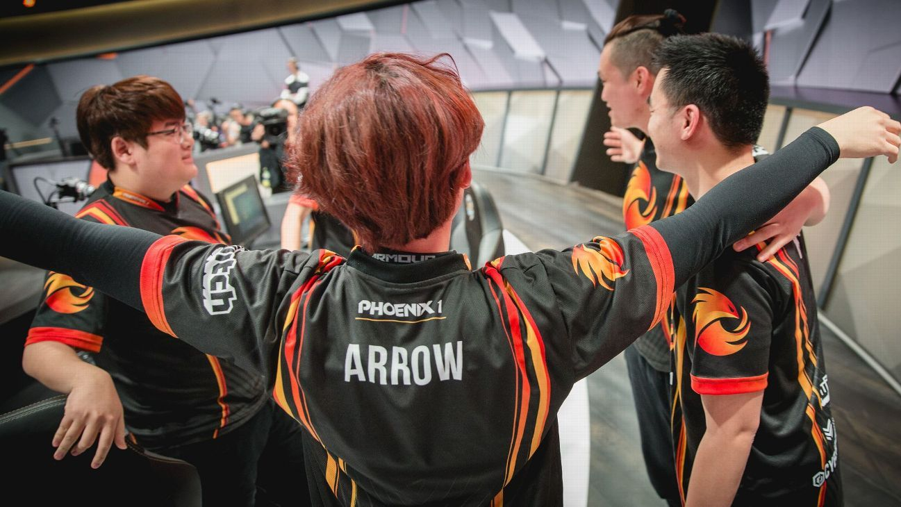 League of Legends -- Phoenix1 finally on the board in NA LCS