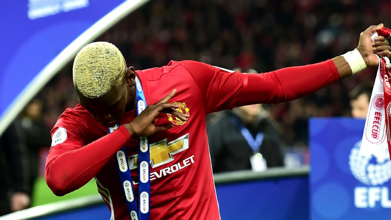 Image result for paul pogba dab