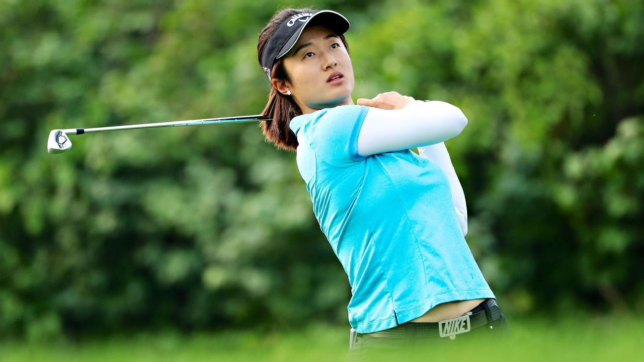 Yu Liu wins Tullymore Classic by a stroke for first