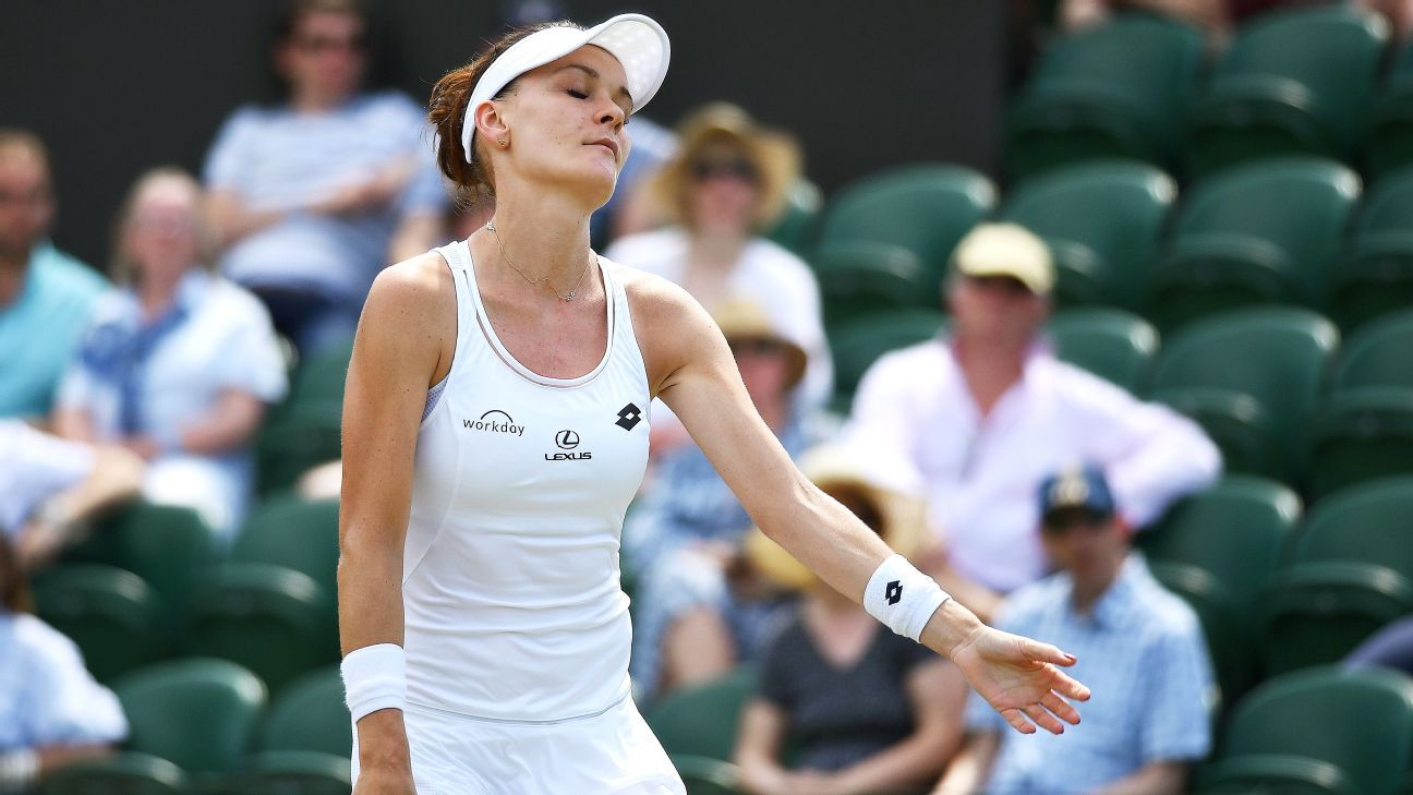Former world No. 2 Radwanska, 29, is retiring