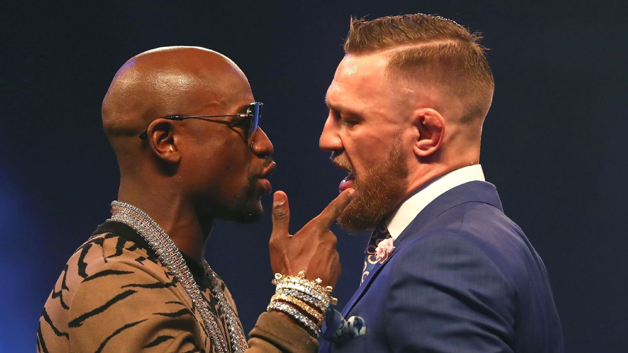 "Conor McGregor ""is going to get killed"" boxing against Floyd Mayweather"