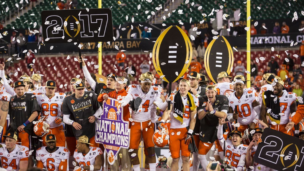 The College Football Playoff changed everything