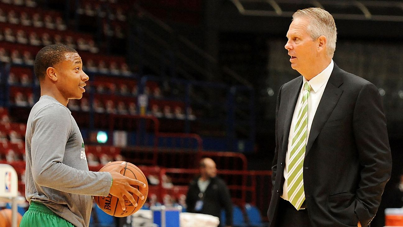 NBA Boston Celtics Danny Ainge chasing greatness