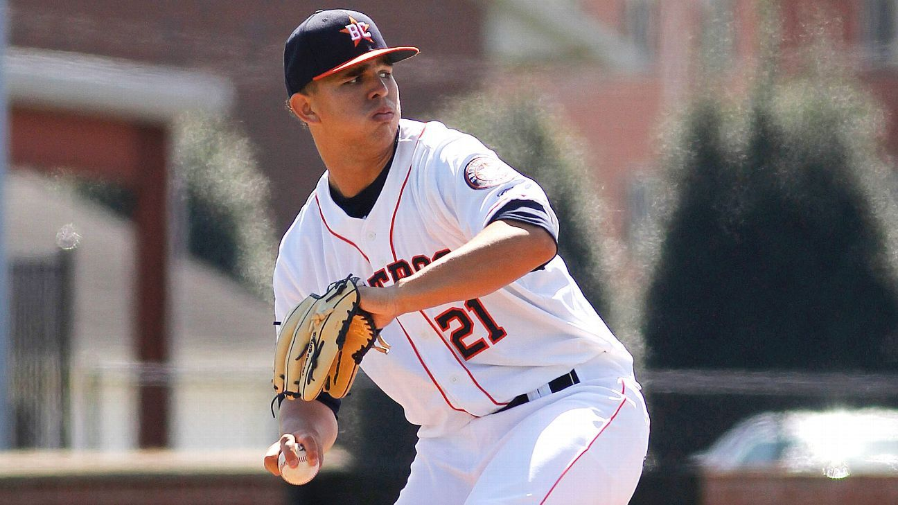 Tigers snare strong haul of prospects in Verlander deal