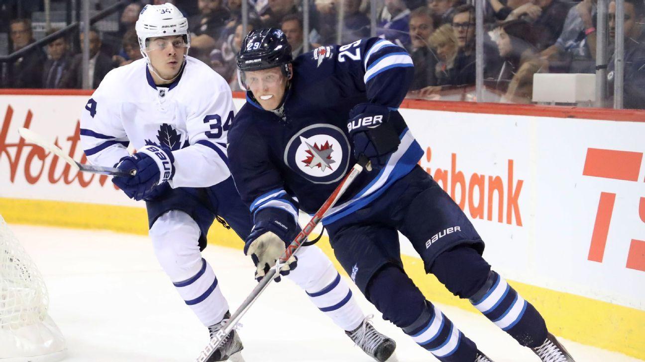NHL - Sophomore slump threat index - How will Auston ...