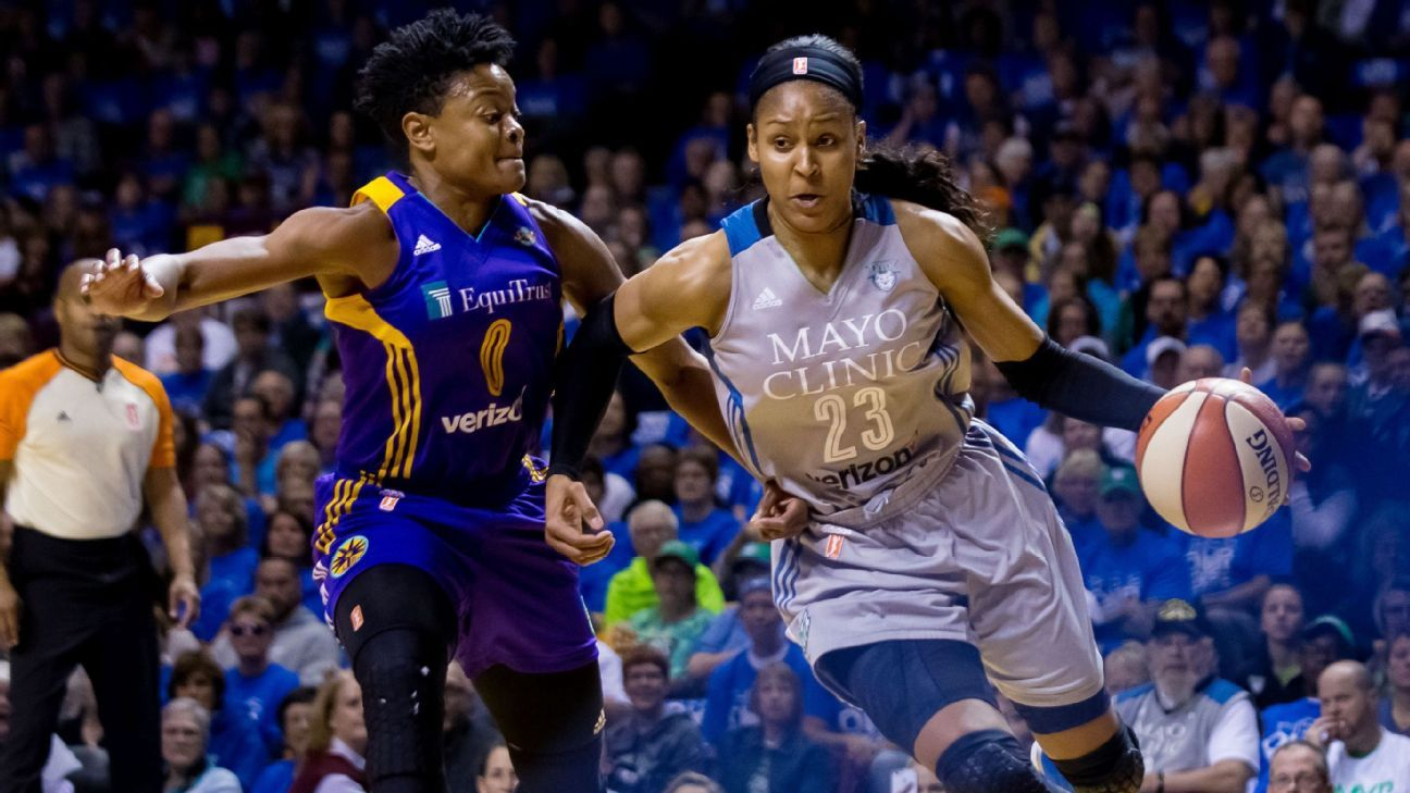 Minnesota Lynx, Los Angeles Sparks look for another fast ...