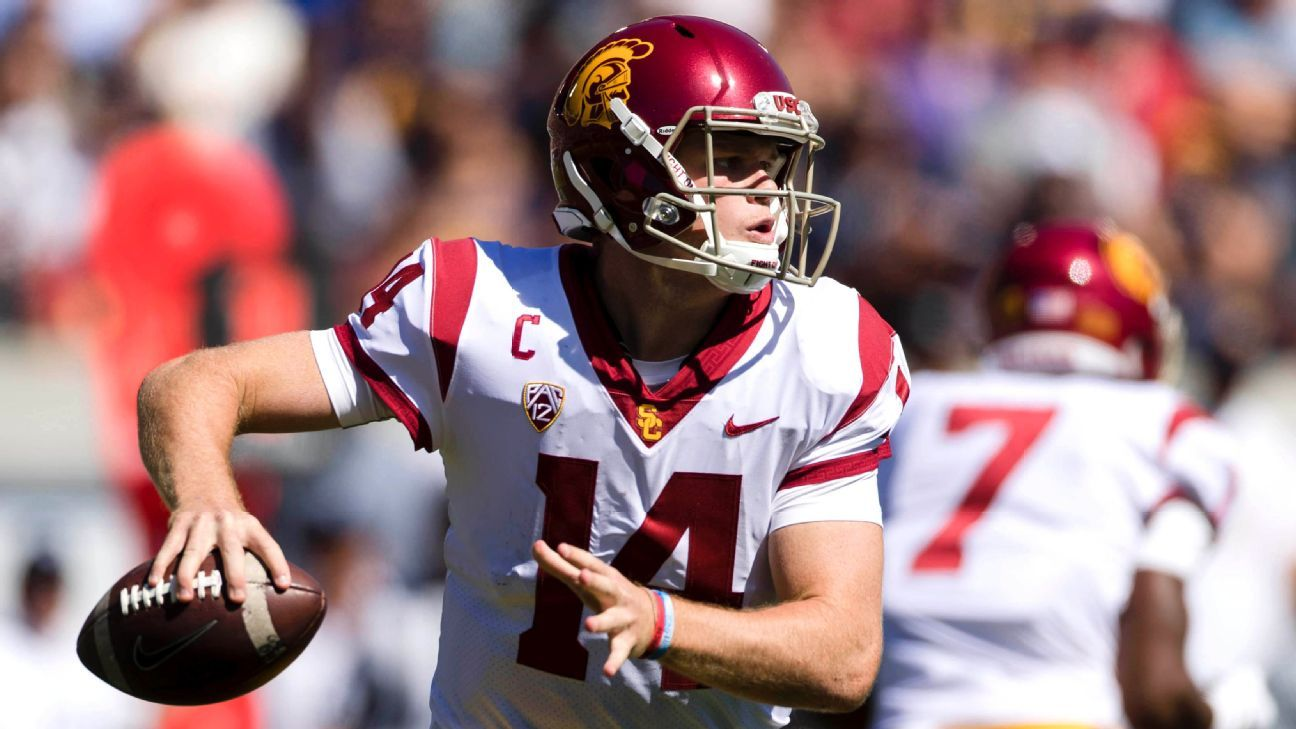 The USC quarterback is throwing in front of NFL teams on Wednesday, with a chance to show that he should be the No. 1 overall pick in April. Here's what people in the league will be watching.