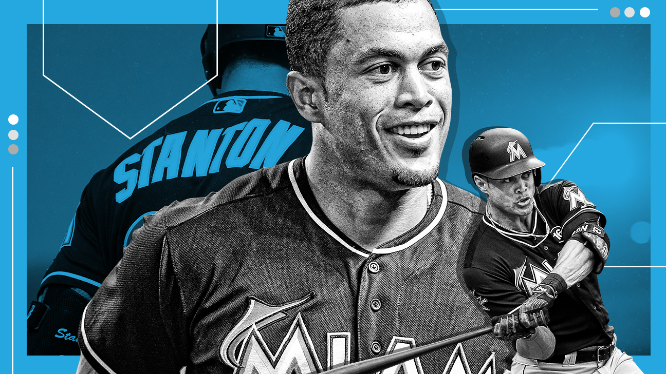 The where, when and WOW of Giancarlo Stanton's season