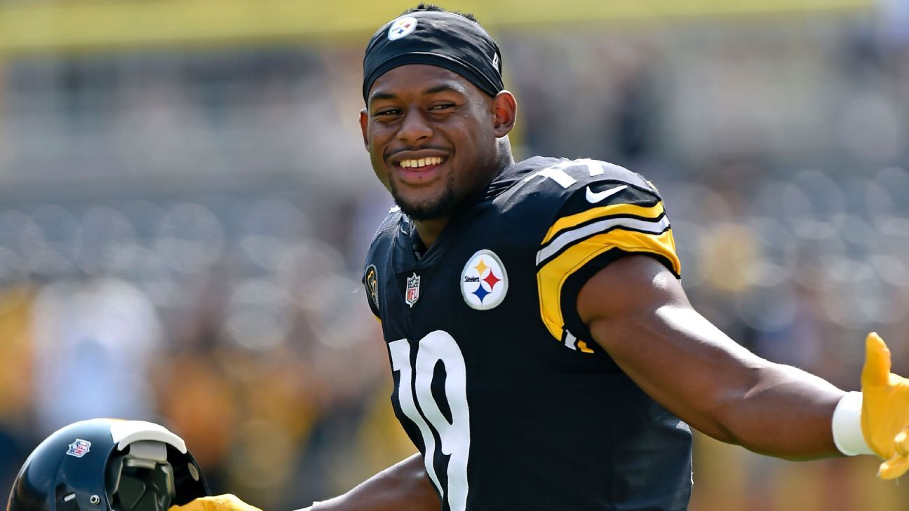 Rookie Receiver Race Juju Smith Schuster Trent Taylor